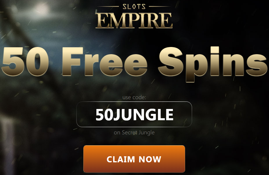 Slots Empire Casino Code